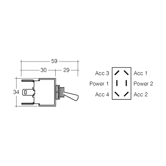 Ac Power Inlet also 5 Wire Egr Valve furthermore Floor Plan Socket Circuit in addition Ac power adapter furthermore 12 Volt Power Plug Socket. on ac power plugs and sockets