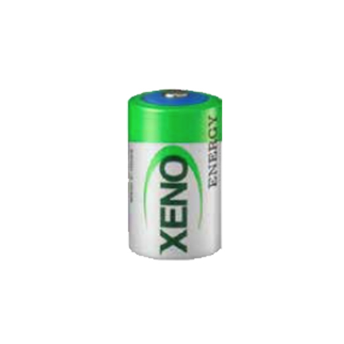Lithium Ion Battery >> Xeno Energy 1/2 AA 3.6v 800mah High Temperature Lithium ...