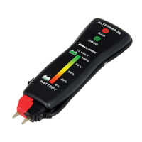 12v Battery and Alternator Tester