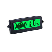 12v Battery Capacity Meter Indicator