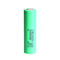 Samsung 3.7v 2500mah High Temp Li-Ion Battery (INR18650-25R)