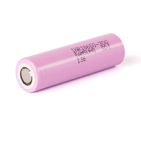 Samsung 3.7v 3000mah High Drain Li-Ion Battery (INR18650-30Q)