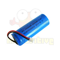Generic Protected 26650 LiFEPO4 3.2v 3000mah Battery With Leads