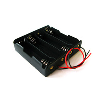 18650 Four Battery Holder