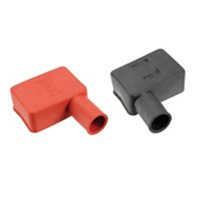 PVC Battery Terminal Cover Pair (Left T)