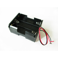 AA x 6 Battery Holder