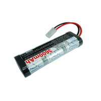 7.2v 3600mah NiMH RC Battery Pack