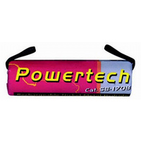 Powertech AA 2000mah Ni-MH with Tabs