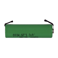 Generic AA 1.2v 1000mah NiMH Battery With Solder Tabs