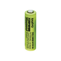 Panasonic 1.2v 700mah NiCD AA Battery