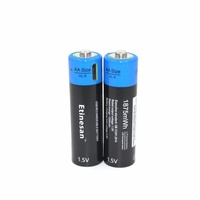 USB Rechargeable 1200mah AA Batteries (Pair)