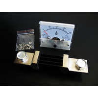 Analogue Ammeter (DC) 0-400 Amps Inc Shunt