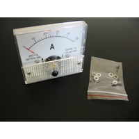 Analogue Ammeter (DC) 0-50 Amps