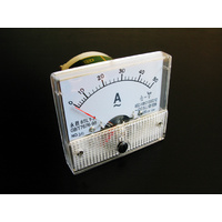 Analogue Ammeter (AC) 0-50 Amps