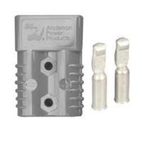 Anderson Multipole SB175 175amp Grey Connector (Set)