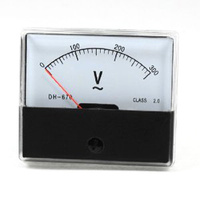Analogue Voltmeter (AC) 0-300 Volts