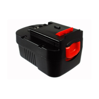 Black and Decker 14.4v 3.0ah Ni-MH Slot-In Compatible Power Tool Battery