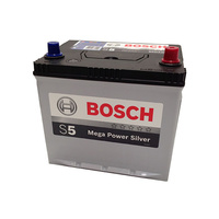 Bosch S5 Premium NS70L Commercial Automotive Battery 680cca