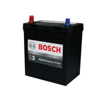 Bosch S3 Premium NS40ZS Automotive Battery 300cca
