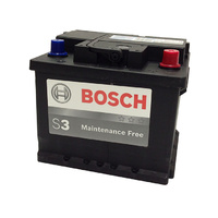 Bosch S3 Premium DIN36 Automotive Battery 420cca