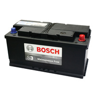 Bosch S3 Premium DIN85 Automotive Battery 740cca