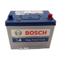 Bosch S4 Premium NS70L Commercial Automotive Battery 620cca