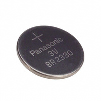 Panasonic BR2330 3v Lithium Button Cell Battery