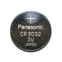 Panasonic CR3032 3v Lithium Button Cell Battery