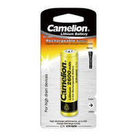 Camelion 3.7v 2600mah Protected 18650 Battery