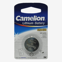Camelion 3v CR2450 Lithium Button Cell Battery