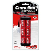 Camelion 7.2v 4600mah Ni-MH RC Battery Pack