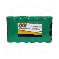 Cashmaster Cash Counter Aftermarket Replacement Battery