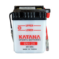 Katana 6N4-2A Motorcycle Battery