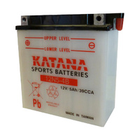 Katana 12N5-4B Motorcycle Battery