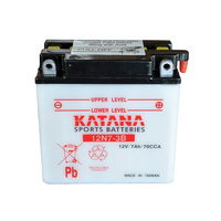 Katana 12N7-3B Motorcycle Battery