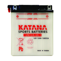 Katana 12N12A-4A-1 Motorcycle Battery