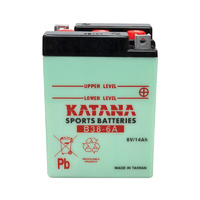 Katana B38-6A Motorcycle Battery