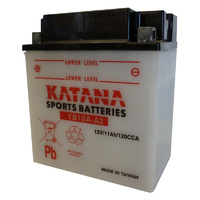 Katana YB10A-A2 Motorcycle Battery