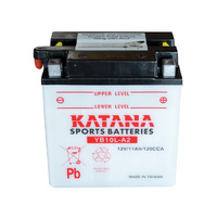 Katana YB10L-A2 Motorcycle Battery