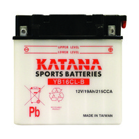 Katana YB16CL-B Motorcycle Battery