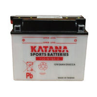 Katana Y50-N18A-A Motorcycle Battery