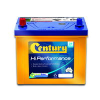 Century Hi Performance 43 350ccA Automotive Battery