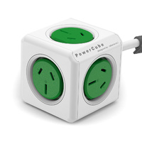 Power Cube - Green