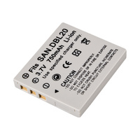 Sanyo DB-L20 Compatible Digital Camera Battery