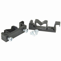 DIN Rail Enclosure Mounts (Pair)
