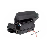 Seat Pole Mount 36v 14.5ah e-Bike Battery Module