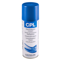 Electrolube CPL Clear Protective Lacquer 200ml