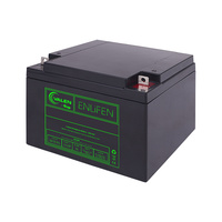 Power Charge 12v 38ahr LiFEPO4 Deep Cycle Battery