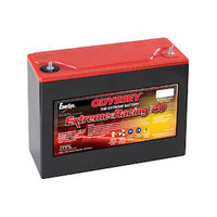 Odyssey Extreme Racing 40 PC1100 12v 500ccA AGM Sealed Lead Acid Battery