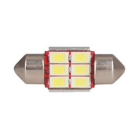 LED Festoon Replacement Globe, 31mm, CANBus Compatible